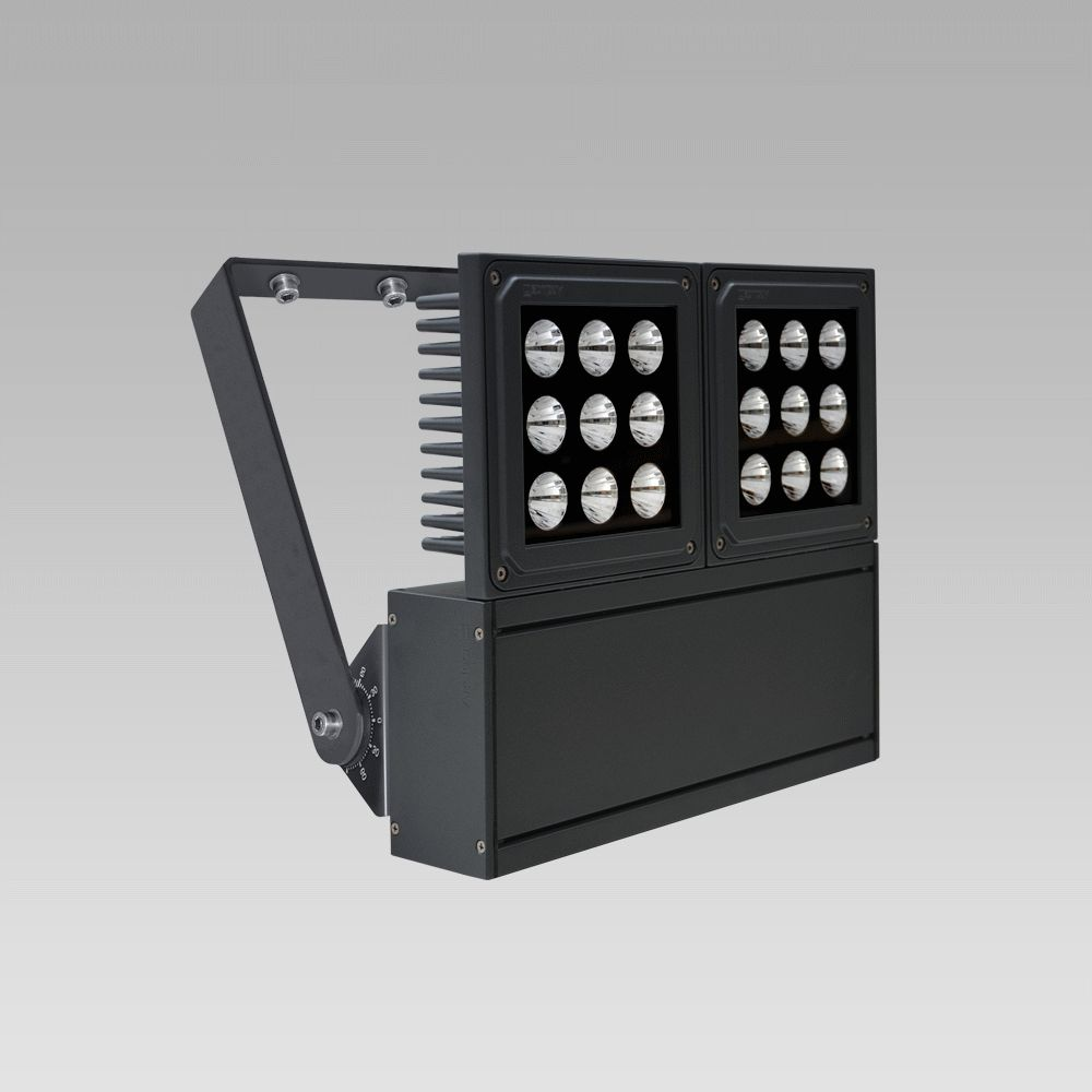 Outdoor floodlights NADIR
