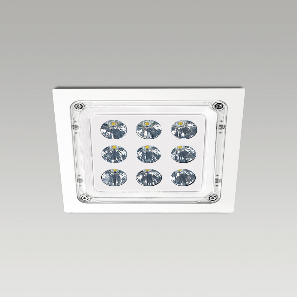 Recessed downlights  NADIR-IN