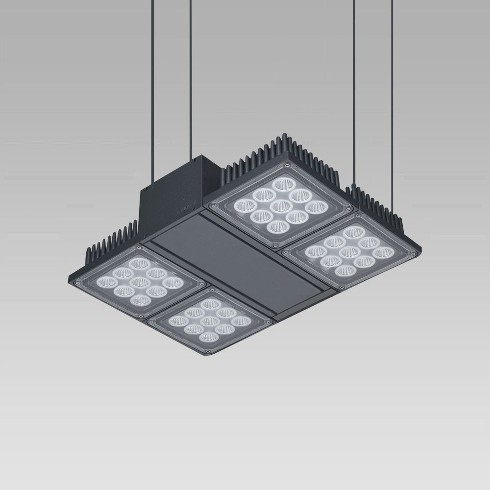 High-bay luminaires  NADIR
