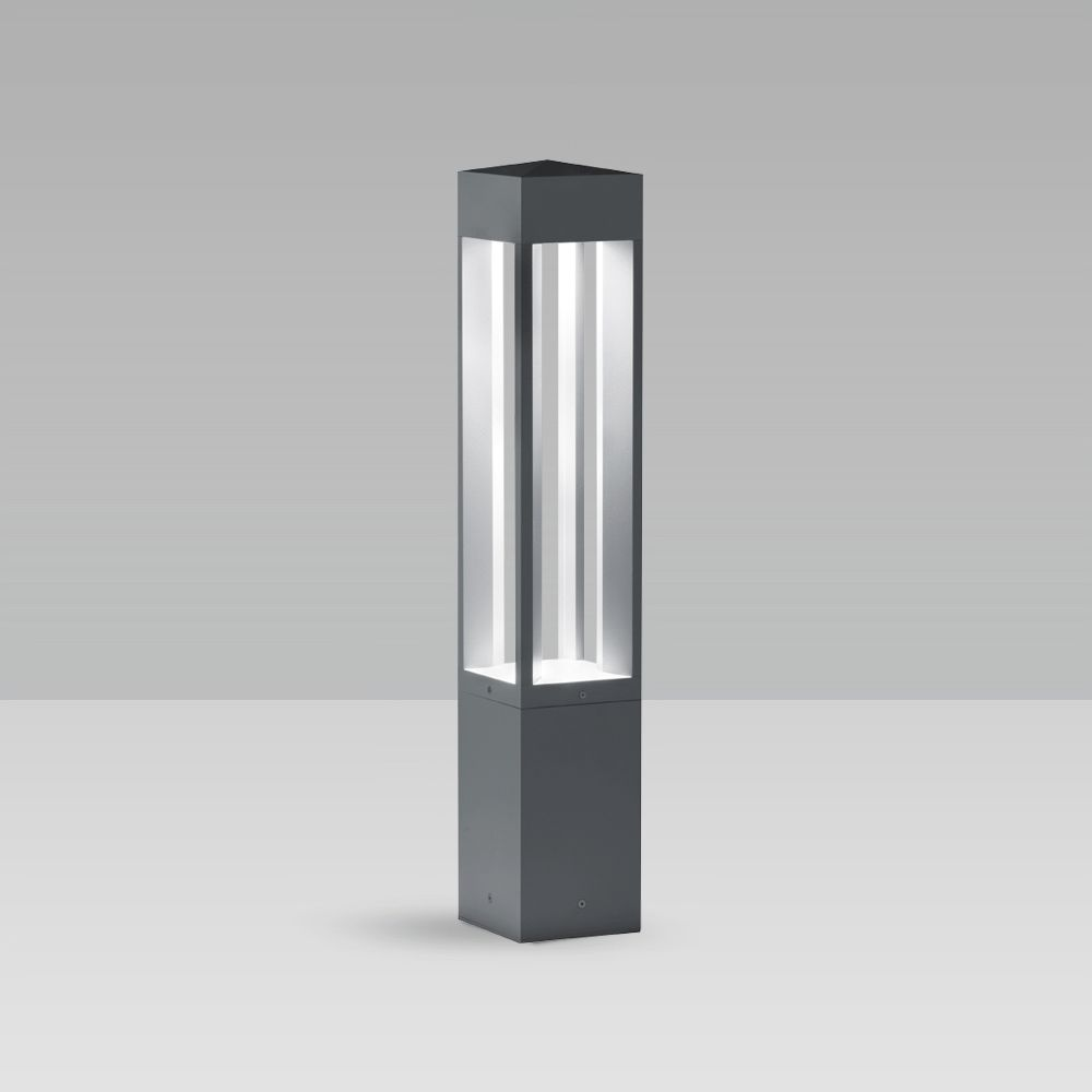 QUADRIO180 bollards - performance