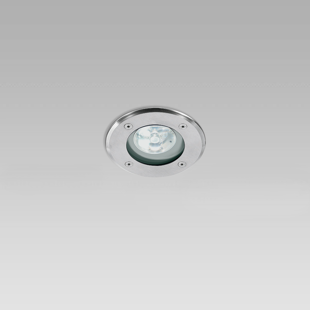 High protection degree recessed luminaires  RAY110