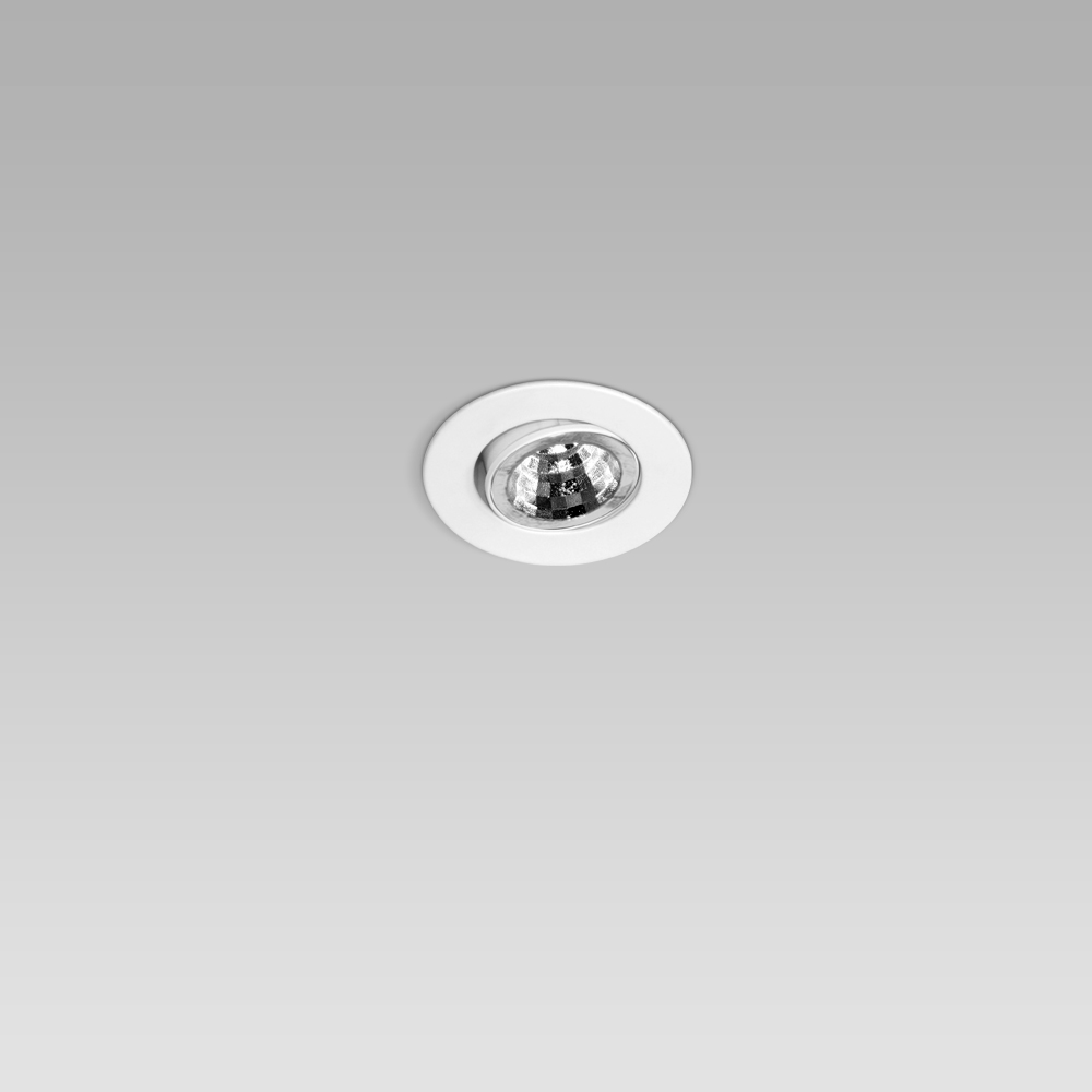 Recessed downlights  TANTUM60-Compact