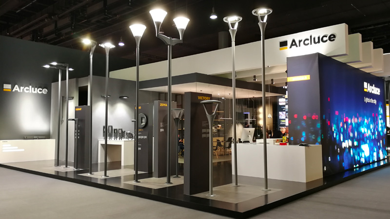 Arcluce at Light+Building 2018