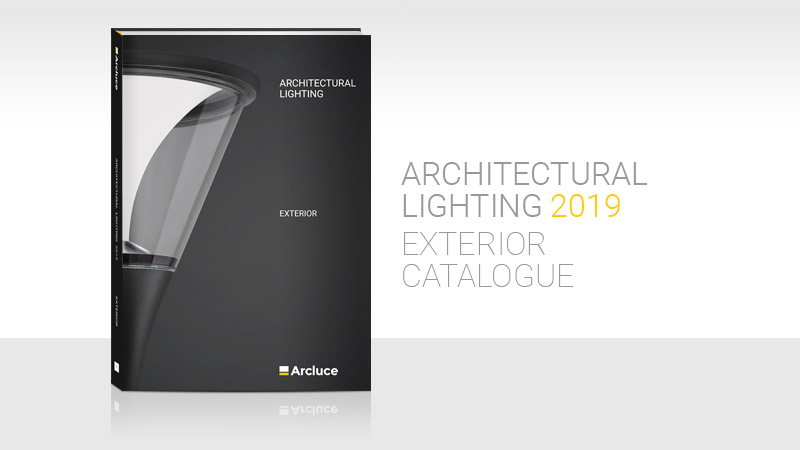 Catalogue Arcluce Exterior 2019